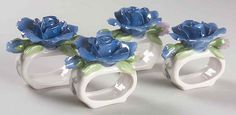 Royal Albert Moonlight Rose Napkin Ring