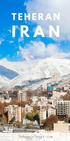 Ich hatte erst Bedenken vor meinem ersten Teheran-Flug.. Iran? Wie wird das? Aber alles kam anders...