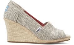 Super cute Toms shoes for spring! (Plus they give one to a child in need.)