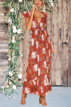 4680e3bb86 Sundresses For Sale - V-Neck Butterfly Sleeve
