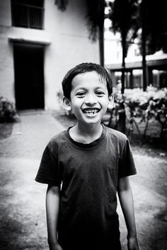 When all the street photographers were resting near kid playground, this kid sudden appeared to us and wanna to take picture of him, i straight away get my cam and shoot him, i think he was very happy.