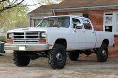 1985 Dodge W350 Crew Cab Short Box