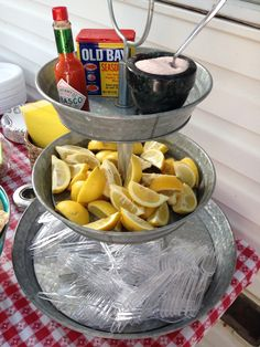 Best Summer Party BBQ Ideas in Backyards Fish fry Fish Fry Party, Crab Party, Bbq Party, Lobster Party, Clambake Party, Shrimp Boil Party, Crawfish Party, Seafood Party, Lobster Boil
