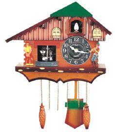 cuckoo clock -