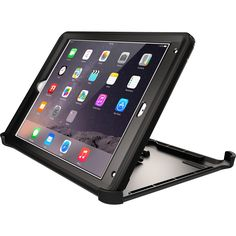 Review and Giveaway for a Great Protective iPad Case  the Otterbox Defender for iPad Air 2
