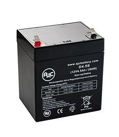 ADI VISTA 15P 12V 4.5Ah Alarm Batterie - Dies ist ein AJC� Ersatz