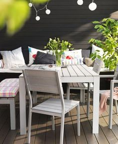un vent de fra cheur pour l ext rieur on pinterest ikea outdoor ikea and ikea ps. Black Bedroom Furniture Sets. Home Design Ideas