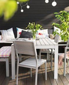 un vent de fra cheur pour l ext rieur on pinterest ikea outdoor ikea and ikea ps. Black Bedroom Furniture Sets. Home Design Ideas