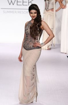 Designer Sonaakshi Raaj's collection. To view, visit:  http://www.vogue.in/content/25-young-designers-know#8