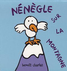 Nénègle sur la montagne - Benoît Charlat