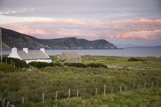 Achill Island, County Mayo, Ireland's biggest off-shore Ireland boast some amazing beaches and walking trails. http://www.tourireland.com/database/?item=305