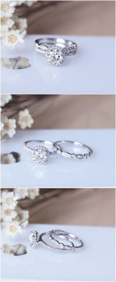 Brilliant >> Modern Engagement Rings 2016 #nice