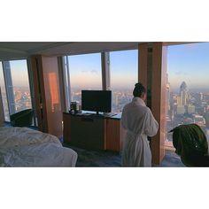 "jwshua: ""sunrise this morning. """