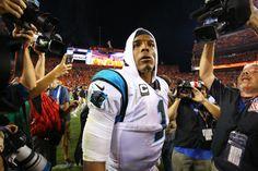 DENVER, CO - SEPTEMBER 8:  Quarterback Cam Newton