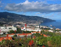 Funchal is the capital and main city, of the autonomous region of Madeira, on the island of Madeira, situated in the south between Santa Cruz and Camara de Lobos cities. Description from wn.com. I searched for this on bing.com/images