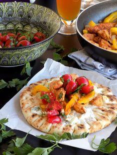Fajitas με Κοτόπουλο http://pepiskitchen.blogspot.gr/2018/05/fajitas-me-kotopoulo.html