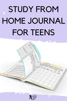 Help your students learn how to study from home with this self lead guide / journal that comes in both printable and digital options for your students. This resource is ready to use. It comes with a 17 page printable journal for them to fill in, and there is a digital version available too for them to type directly into the document, should they prefer. I hope this helps your students as they learn the discipline it takes to study from home! Teaching Character, Character Education, Growth Mindset Display, Life Skills Lessons, Growth Mindset Activities, Academic Goals, Responsive Classroom, Study Journal, Guidance Lessons