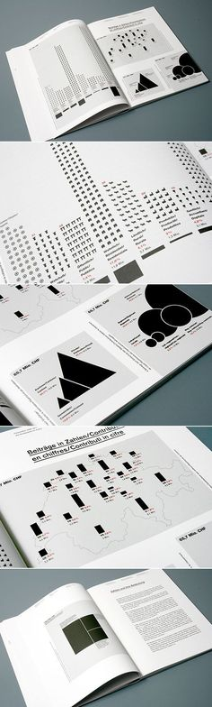 infographic: Conception and layout of a publication: PowerPoint Design Inspiration