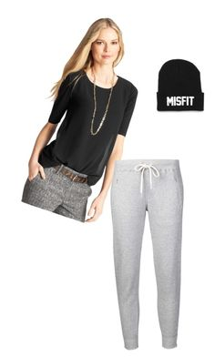 """""""Test"""" by jianing ❤ liked on Polyvore featuring Ann Taylor and AR SRPLS"""