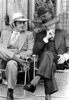 Belmondo&Delon
