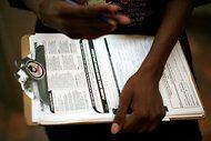Voter Registration Problems