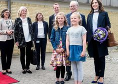 Crown Princess Mary attended charity event of Lego Foundation