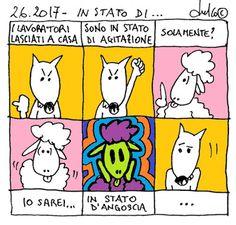 FULVO IL LUPO & Co. - La società animale: 26.2017 - IN STATO DI...