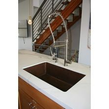 Nothing like a beautiful #Neolith countertop to modernize your kitchen! #ModernMarble