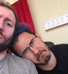 Mark and wade!!