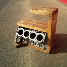 Whats the best engine for a coffee table Engine block Engine