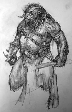 Orcus, by Karl Kopinski