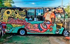 East Side King / Cool food trucks