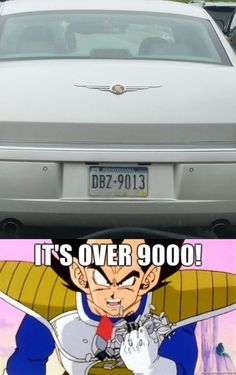That's One Powerful Car!