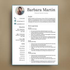 Cv Resume Nurse Resume Professional Resume Template  1234 Page Resume .