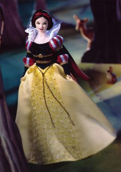 Enchanted Classic Snow White 2000 Disney Mattel Barbie 27048 Deboxed New 074299185861 | eBay