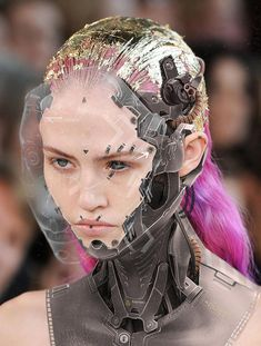 A genre of science fiction and a lawless subculture in an oppressive society dominated by computer technology and big corporations. Cyberpunk 2077, Style Audrey Hepburn, Character Inspiration, Character Art, Character Concept, Charlotte Free, Akali League Of Legends, Japonese Girl, Cyberpunk Aesthetic