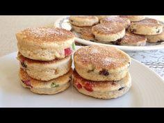 Muy Locos Por La Cocina: Welsh Cakes (Pastas Galesas)