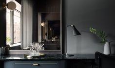 Hotel At Six in Stockholm - via Coco Lapine Design Blog