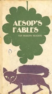 Aesop's Fables for Modern Readers (Open Library)