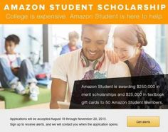 Scholarship for Student up to $250,000