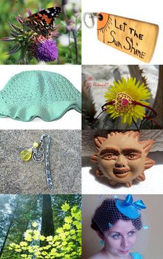 Fun in the Sun! by Ischa Lawrence on Etsy--Pinned with TreasuryPin.com