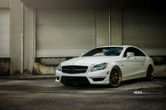 https://flic.kr/p/rHXRDN | Mercedes CLS63 AMG ADV7 Track Spec | ADV.1 Wheels is a global leader of custom forged wheels for high performance and luxury cars. We design, manufacture and market concave wheels for the automotive industry.