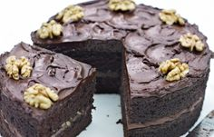 The beer – dark stout (Guinness, Murphy's or similar) – gives this cake an extra dimension, and the icing is so good it can be used on other chocolate cakes.
