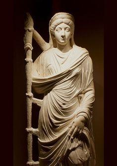 Lucilla as Ceres, Musee national du Bardo 150-200 AD