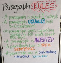 informational writing lesson, 5 paragraph essay, research paper, paragraph