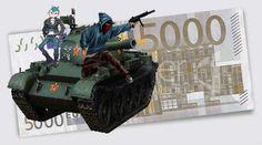 """Με ανακοίνωση της τοποθετήθηκε η ομάδα """"Εργατικό Τανκς¨"""" αναφορικά με το μέτρο ανάληψης 5000 ευρώ απ..."""