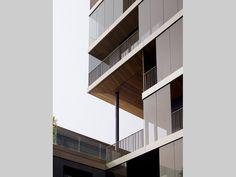 Edificio residenziale Salaino 10 - Nuove Realizzazioni in Zona Tortona - milano che cambia - Ordine degli architetti, P.P.C della provincia di Milano