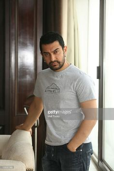 Aamir Khan during a photo shoot on January 13,2011.