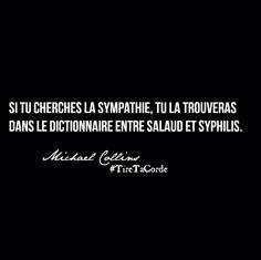 #MickaelCollins #TireTaCorde