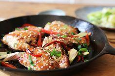 Vietnamese Lemongrass Chicken  - The Whole Daily